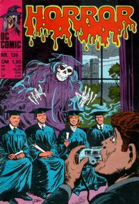 Cover Thumbnail for Horror (BSV - Williams, 1972 series) #136