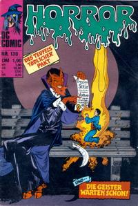 Cover Thumbnail for Horror (BSV - Williams, 1972 series) #139