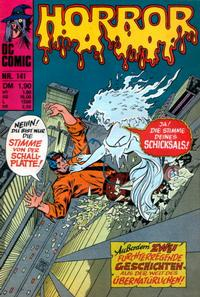 Cover Thumbnail for Horror (BSV - Williams, 1972 series) #141