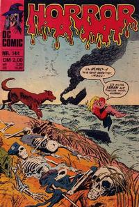 Cover Thumbnail for Horror (BSV - Williams, 1972 series) #144