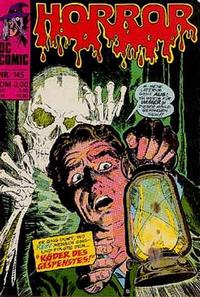 Cover Thumbnail for Horror (BSV - Williams, 1972 series) #145