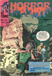 Cover Thumbnail for Horror (BSV - Williams, 1972 series) #146