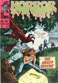 Cover Thumbnail for Horror (BSV - Williams, 1972 series) #148