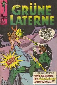 Cover Thumbnail for Die Grüne Laterne (BSV - Williams, 1975 series) #2