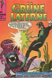 Cover Thumbnail for Die Grüne Laterne (BSV - Williams, 1975 series) #8