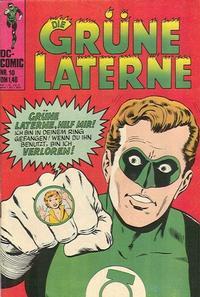 Cover Thumbnail for Die Grüne Laterne (BSV - Williams, 1975 series) #10