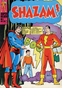 Cover Thumbnail for Shazam (BSV - Williams, 1974 series) #1