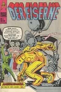 Cover Thumbnail for Der Eiserne (BSV - Williams, 1975 series) #3