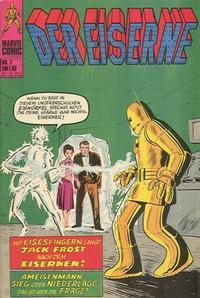 Cover Thumbnail for Der Eiserne (BSV - Williams, 1975 series) #7