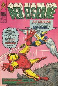 Cover Thumbnail for Der Eiserne (BSV - Williams, 1975 series) #11
