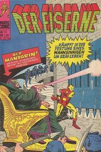 Cover Thumbnail for Der Eiserne (BSV - Williams, 1975 series) #12