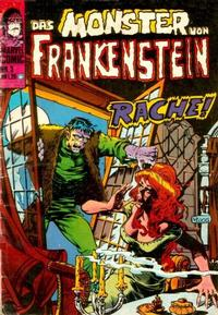 Cover Thumbnail for Frankenstein (BSV - Williams, 1974 series) #3