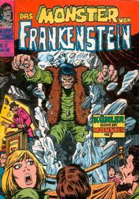 Cover Thumbnail for Das Monster von Frankenstein (BSV - Williams, 1974 series) #12