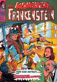 Cover Thumbnail for Das Monster von Frankenstein (BSV - Williams, 1974 series) #13