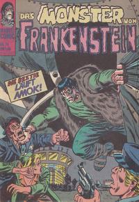 Cover Thumbnail for Das Monster von Frankenstein (BSV - Williams, 1974 series) #14