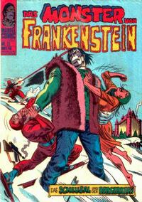 Cover Thumbnail for Frankenstein (BSV - Williams, 1974 series) #20