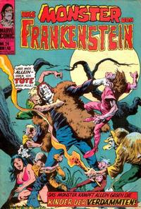 Cover Thumbnail for Frankenstein (BSV - Williams, 1974 series) #24