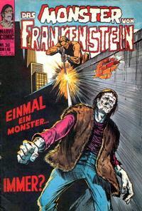 Cover Thumbnail for Frankenstein (BSV - Williams, 1974 series) #30
