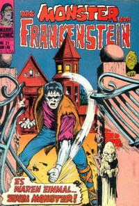 Cover Thumbnail for Frankenstein (BSV - Williams, 1974 series) #31