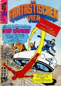 Cover Thumbnail for Die Fantastischen Vier (BSV - Williams, 1974 series) #5
