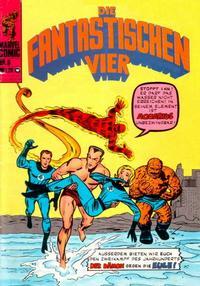 Cover Thumbnail for Die Fantastischen Vier (BSV - Williams, 1974 series) #6