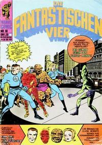 Cover Thumbnail for Die Fantastischen Vier (BSV - Williams, 1974 series) #10