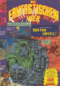 Cover Thumbnail for Die Fantastischen Vier (BSV - Williams, 1974 series) #15