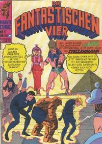 Cover Thumbnail for Die Fantastischen Vier (BSV - Williams, 1974 series) #17