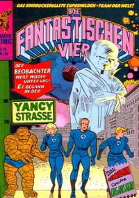 Cover Thumbnail for Die Fantastischen Vier (BSV - Williams, 1974 series) #26