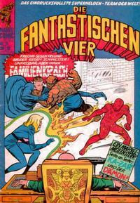 Cover Thumbnail for Die Fantastischen Vier (BSV - Williams, 1974 series) #31