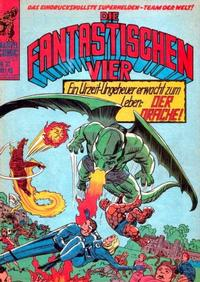 Cover Thumbnail for Die Fantastischen Vier (BSV - Williams, 1974 series) #32