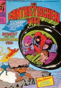 Cover Thumbnail for Die Fantastischen Vier (BSV - Williams, 1974 series) #35