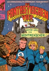 Cover Thumbnail for Die Fantastischen Vier (BSV - Williams, 1974 series) #41