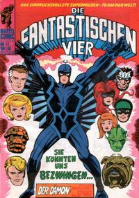 Cover Thumbnail for Die Fantastischen Vier (BSV - Williams, 1974 series) #42