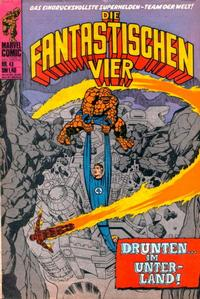 Cover Thumbnail for Die Fantastischen Vier (BSV - Williams, 1974 series) #43
