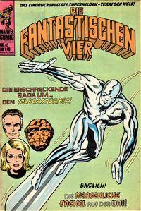 Cover Thumbnail for Die Fantastischen Vier (BSV - Williams, 1974 series) #46