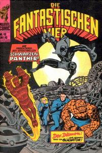 Cover Thumbnail for Die Fantastischen Vier (BSV - Williams, 1974 series) #48