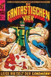 Cover for Die Fantastischen Vier (BSV - Williams, 1974 series) #57