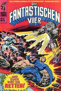 Cover Thumbnail for Die Fantastischen Vier (BSV - Williams, 1974 series) #58