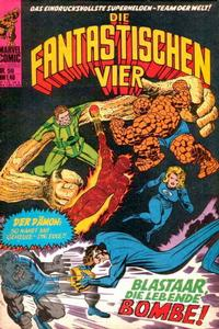 Cover Thumbnail for Die Fantastischen Vier (BSV - Williams, 1974 series) #59