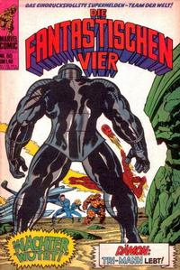 Cover Thumbnail for Die Fantastischen Vier (BSV - Williams, 1974 series) #60