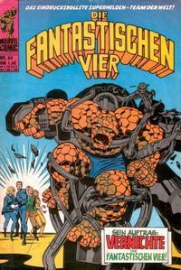 Cover Thumbnail for Die Fantastischen Vier (BSV - Williams, 1974 series) #64