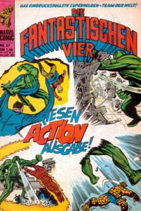 Cover Thumbnail for Die Fantastischen Vier (BSV - Williams, 1974 series) #67