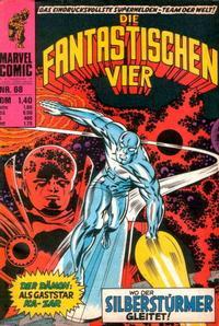 Cover Thumbnail for Die Fantastischen Vier (BSV - Williams, 1974 series) #68