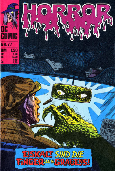 Cover for Horror (BSV - Williams, 1972 series) #77