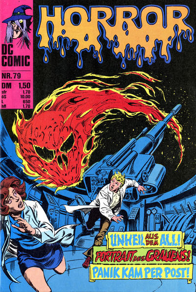 Cover for Horror (BSV - Williams, 1972 series) #79