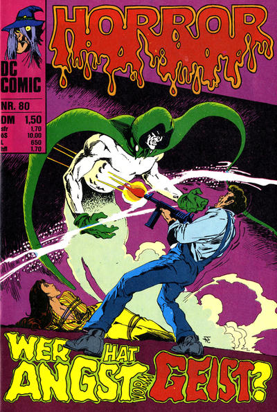 Cover for Horror (BSV - Williams, 1972 series) #80