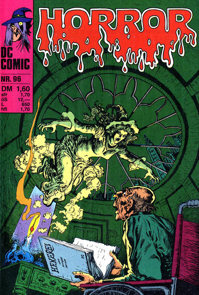 Cover for Horror (BSV - Williams, 1972 series) #96