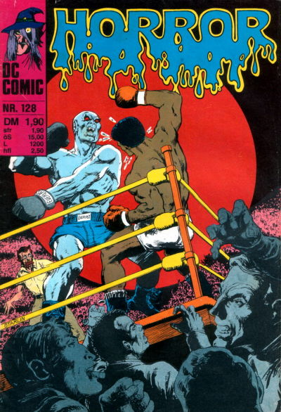 Cover for Horror (BSV - Williams, 1972 series) #128