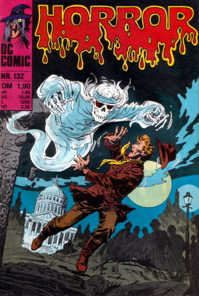 Cover for Horror (BSV - Williams, 1972 series) #132